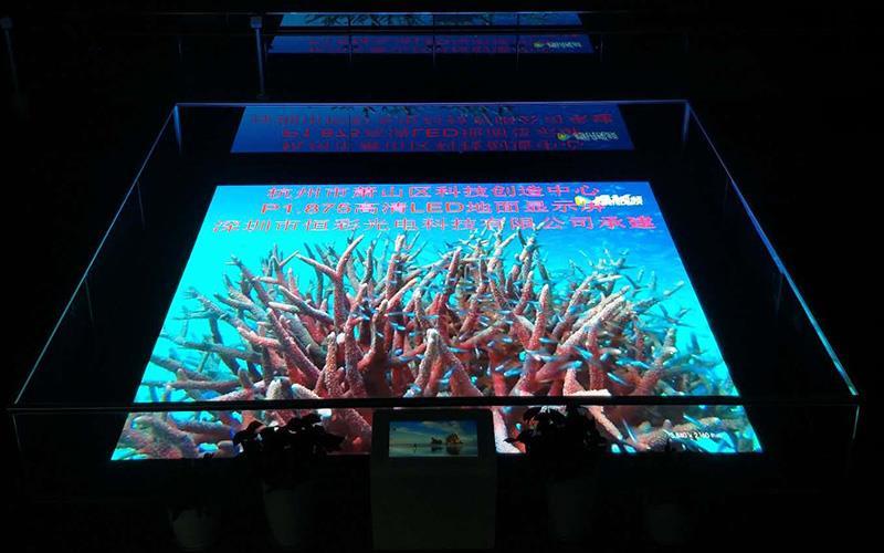 LED显示屏案例