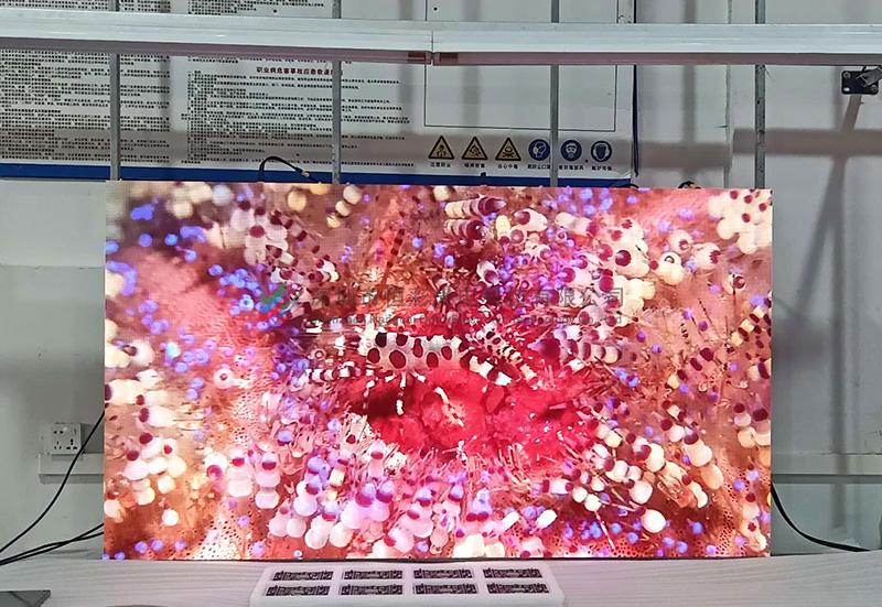 LED显示屏老化